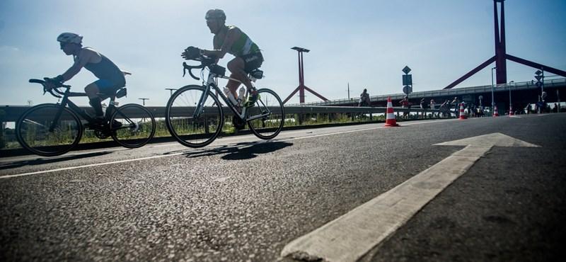 Az egyik legjobb triatlonos szerint válságban van a sportág Magyarországon