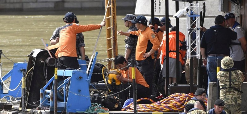 Kiemeltek egy újabb holttestet a Margit hídnál