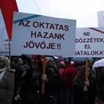 """Pilz Olivér: """"Nem kormányt, hanem oktatási rendszert akarunk váltani"""""""