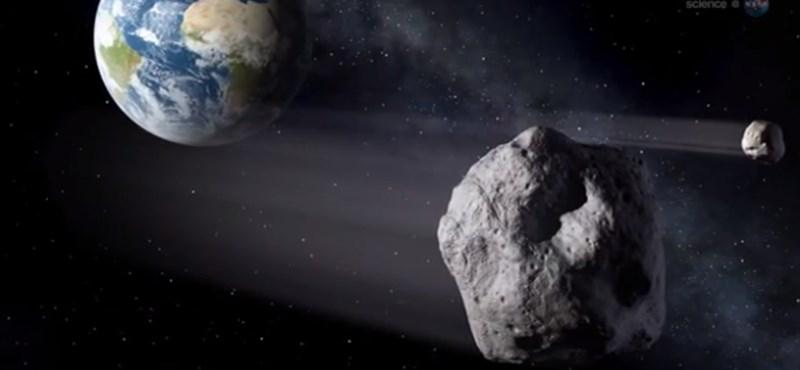 Készüljön, ma olyan közel jön egy aszteroida a Földhöz, hogy látni is lehet majd