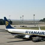 Iszonyú sztrájk lesz a Ryanairnél, 600 járatot törölnek
