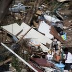 """Irma hurrikán: """"Úgy gyűrődtek össze a házak, mint az összenyomott kólásdobozok"""""""