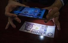 Itt egy applikáció, ami megmondja, hamis-e a bankjegy