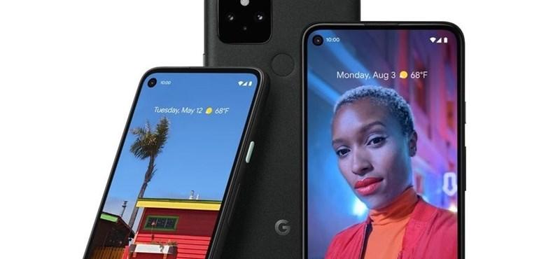 Megjöttek a Google új telefonjai