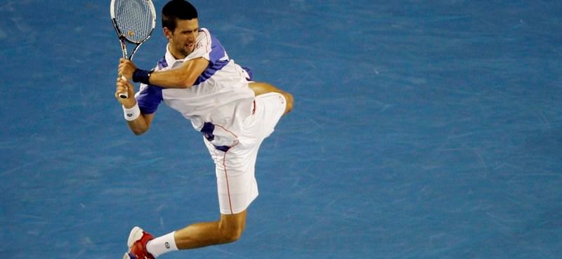 Gyokovics megelőzte Federert