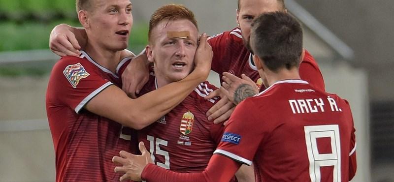 Megvan a válogatott első idei győzelme: 2-1 a görögök ellen