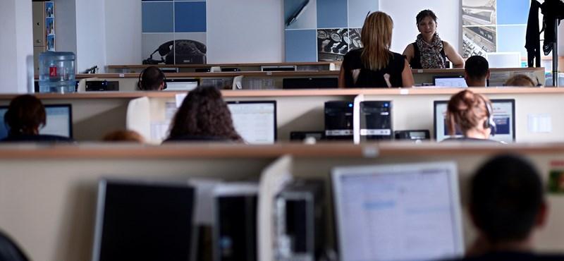A magyarok kétharmada már bejár a munkahelyére