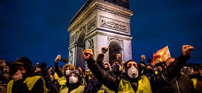 A kézilabda-Eb-nek is betesznek a franciaországi tüntetések