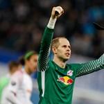 Sky Sports: Gulácsi jelenleg a legjobb kapus a német bajnokságban