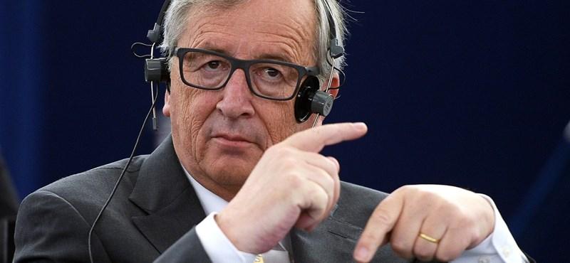 Juncker szerint ő nem tette adóparadicsommá Luxemburgot