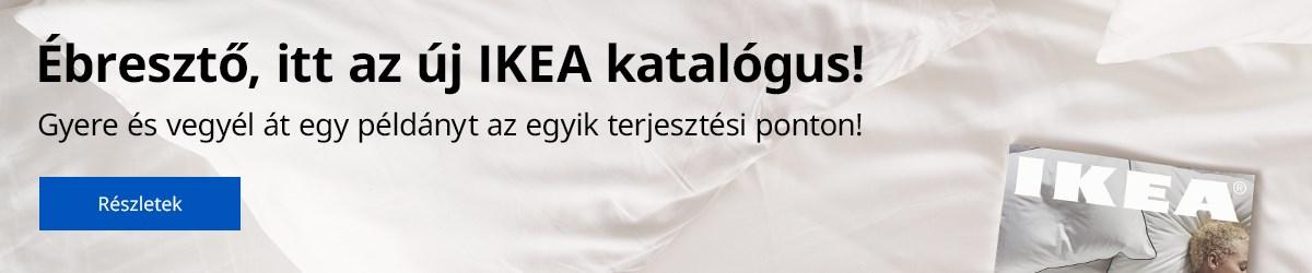 Ikea katalógus XXL szalag Életmód 08.16. TGG