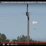 Videó: Hatalmas ejtőernyős-mentés az utolsó pillanatban
