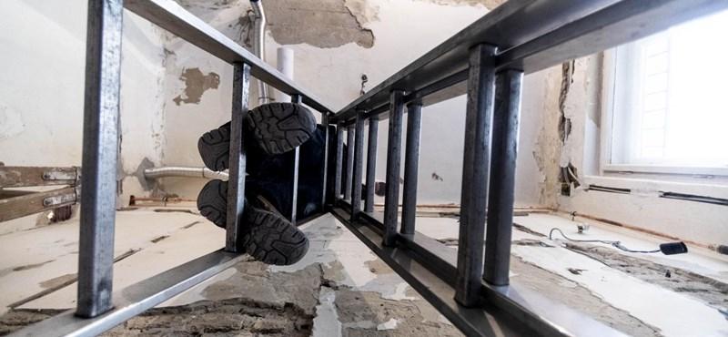 Vannak építőipari szakemberek, akik 2021-re már nem is tudnak munkát vállalni