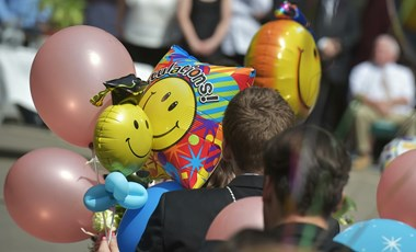 Megható búcsúajándékot készítettek a miskolci tanárok végzős diákjaiknak