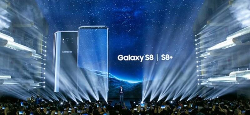 Fejre állt a világ? Galaxy S8-akat fog árulni a Microsoft