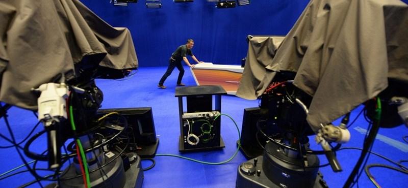 Káoszba fulladt a csütörtöki RTL Híradó
