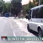 Buszt akadályozó pofátlan sofőr ellen indítottak eljárást Pécsen