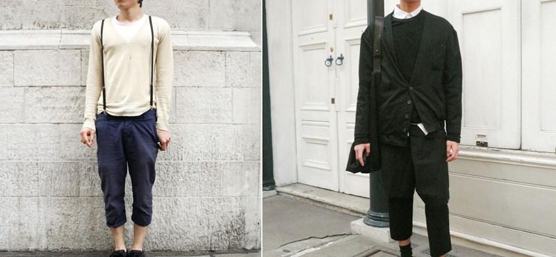 Ez a divat: London utcáin