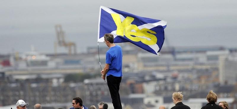 Ma eldől, leválik-e Skócia Nagy-Britanniáról