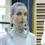 A Givenchy extrém haute couture ékszerei