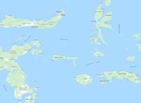 7,4-es földrengés volt Indonéziában, cunamiriadót hirdettek
