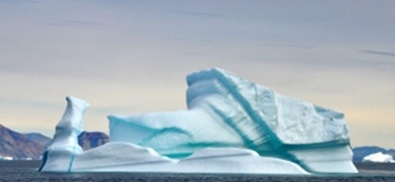 Pánik! Vészesen olvad a jég Grönlandon
