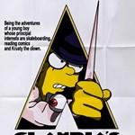 Napi dili: klasszikus moziplakátok, Simpsons-átiratban