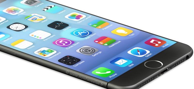Ilyen szép lehet az iPhone 6