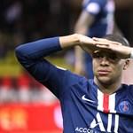 Százával büntették a francia rendőrök a maszk nélküli szurkolókat a BL-döntő alatt