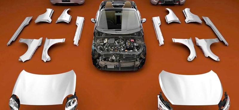 Remek ötlet a variálható külsejű autó