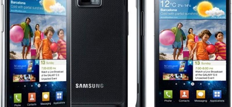 Ezeket a Samsung mobilokat tilthatják be