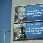 Újabb sorosos plakátot tüntetett el az Együtt – videó