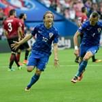 Vádat emeltek hamis tanúzás miatt Luka Modric ellen