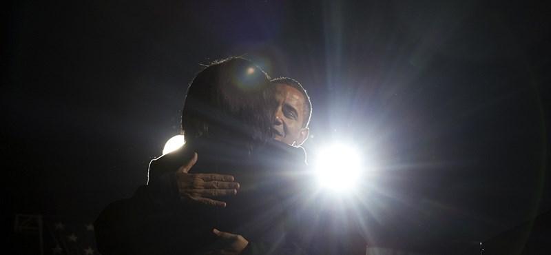 Barack Obama megnyerte a 2012-es elnökválasztást