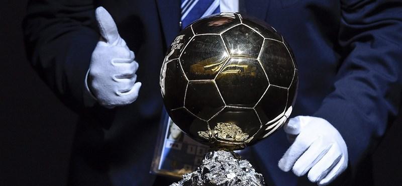Bemutatjuk a focivilág milliárdos szuper tizenegyét, egy focista sincs közöttük