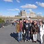 Hat éremmel tértek haza a magyar diákok a Mengyelejev Diákolimpiáról