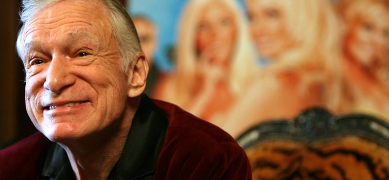 Nem volt szeplőtlen a fogantatás: Hugh Hefner és a férfiálmok