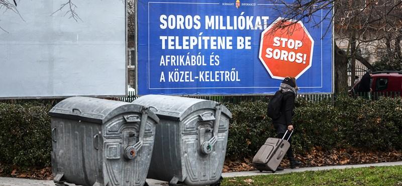 Fidesz: A Stop Soros Brüsszel útjában áll, ezért indítanak eljárást