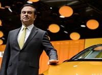 Őrizetbe vették és kirúgják az autóipar egyik királyát, a Renault–Nissan–Mitsubishi főnökét