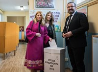 Szlovák elnökválasztás: Caputová kapta a legtöbb szavazatot, de lesz második forduló