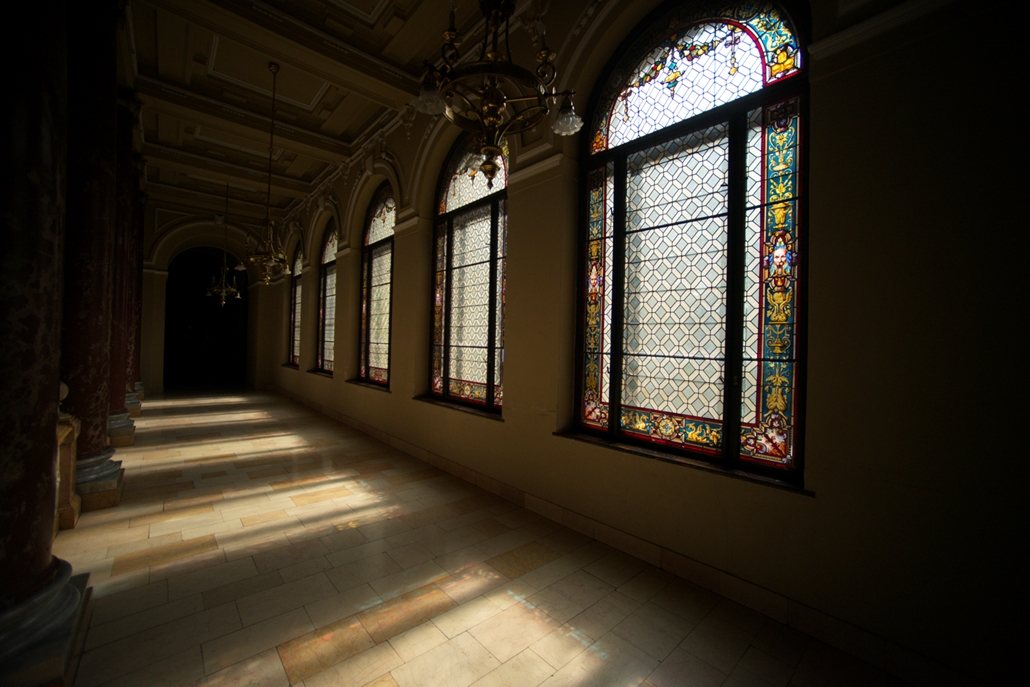 md.17.12.03. - Néprajzi múzeum pincétől a padlásig bejárás a múzeum bezárása előtt
