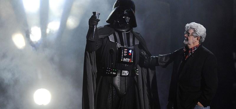 George Lucas új fába vágta a fejszéjét