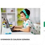Radics Petit, a HVG-t és a kormányközeli videómegosztót promózza az ingyenes állami szoftvercsomag