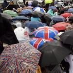 A londoni Trafalgar téren táboroznak a Harry Potter-rajongók