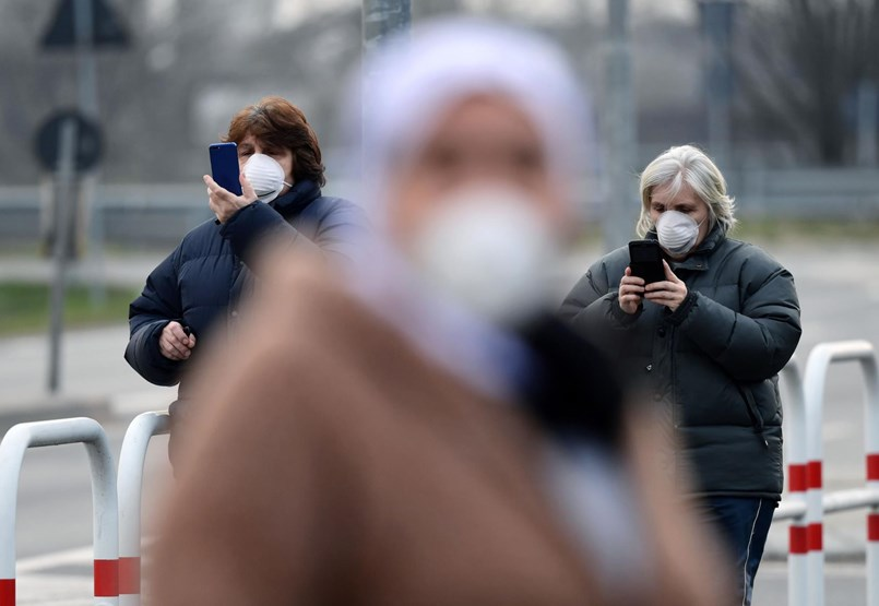 Koronavírus: A debreceni repülőteret is ellenőrzik - percről percre tudósítás