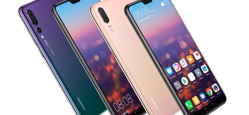 Még keressük a szót, hogy mit is mondhatnánk a Huawei P20-ak magyar áraira