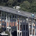 Genovai katasztrófa: a híd kábeleit megette a rozsda a baleset előtt