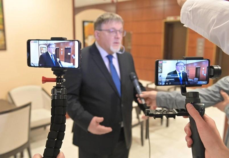 A fideszes Dézsi Csaba András nyerte a győri polgármester-választást