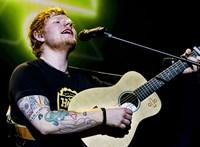 50 Centtel és Eminemmel énekel majd új albumán Ed Sheeran