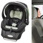 Forró autók: jelez az ülés, ha a gyermeket benne felejtették